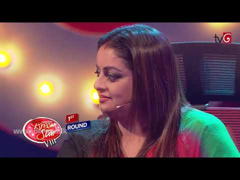 Asarani Ma - Shakila Madubashini @ Dream Star Season VIII on TV Derana ( 21-07-2014 )