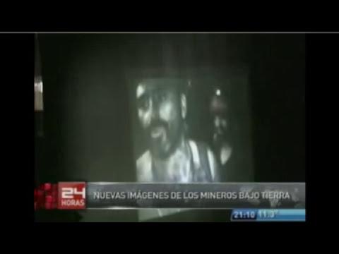 mineros atrapados al interior de la mina san jose chile