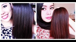 DIY Natural Hair Lightener- How to Get Highlights on your Hair Without Damage For Dark Hair