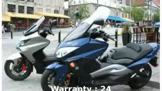 [motosheets] 2009 KYMCO Xciting 500 Ri - Specification, Details