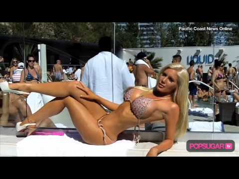Paris Hilton, Kourtney Kardashian, Kristin Cavallari in Bikinis