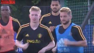 Tin Thể Thao 24h Hôm Nay (21h - 9/7): Với Bộ 3 Lukaku, Hazard, De bruyne - Bỉ Tự Tin Sẽ Hạ Gục Pháp