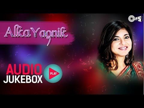 Alka Yagnik Hits   Audio Jukebox   Full Songs Non Stop