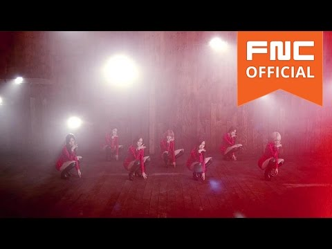 AOA - 사뿐사뿐(Like a Cat) Music Video