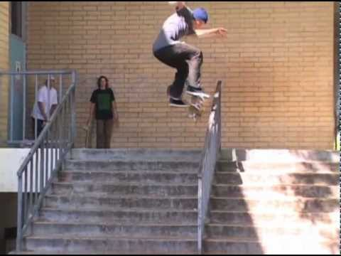 "Wes Kremer 2005 SYN Skateboarding Clips ""START TO FINISH"""