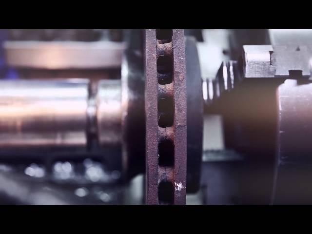 ролик для компании УРТ