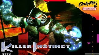 Killer Instinct :-: DemoGamePlay :-: SNES