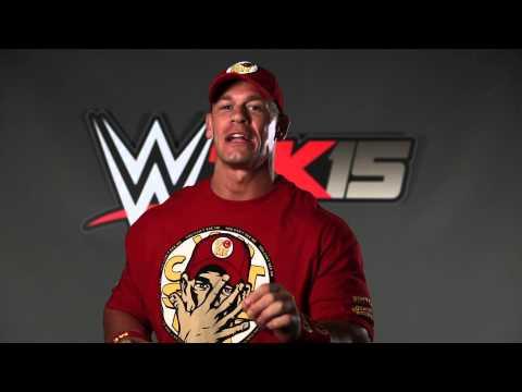 John Cena: Watch The Wwe 2k15 Feel It Trailer! video