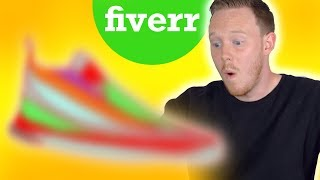 I Paid People on FIVERR to Design a Dad Shoe