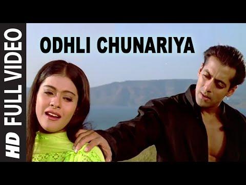 Odhli Chunariya Full Song | Pyar Kiya To Darna Kya | Kajol Salman...