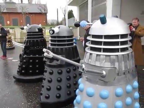 "Dalek - ""WE WANT ICE CREAM"""