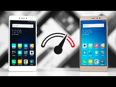 Redmi Note 4 Vs Redmi Note 3 Speedtest Comparison - Surprising Results!!!