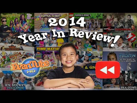 EvanTubeHD YouTube Rewind 2014! Epic Year in Review!