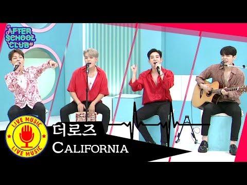 Download  AFTER SCHOOL CLUB 'California' Live 더로즈-California 라이브 _ HOT! Gratis, download lagu terbaru