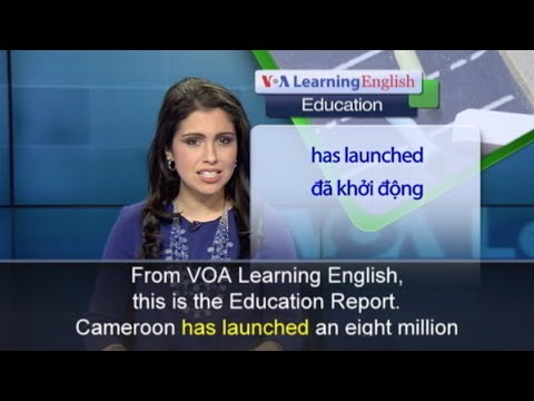 Anh ngữ đặc biệt: Schools for Students Diplaced by Boko Haram (VOA)