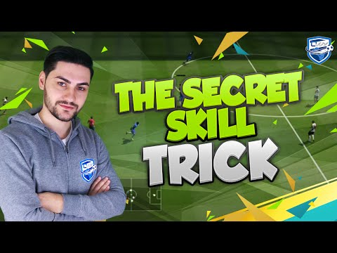 FIFA 16 THE SECRET SKILL MOVES TRICK  - HOW TO DO SKILL MOVES  WHILE RUNNING - TUTORIAL
