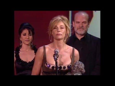 Belén Rueda gana el Goya a Mejor Actriz Revelación en 2005