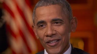 "Barack Obama to make last TV appearance as president on ""60 Minutes"""