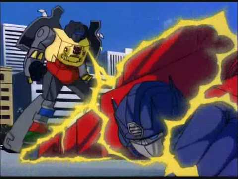 Transformers episode 24 - atlantis, arise part 3