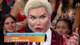 Cristiana acerta perguntas sobre a vida do Ken humano brasileiro e conquista prêmios