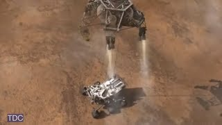 Curiosity Has Landed_ Mars Rover Touches Down On Red Planet