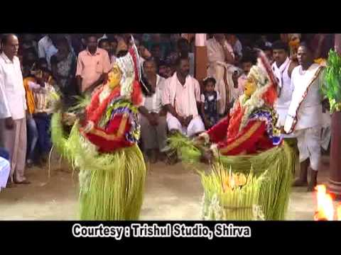 Nyarma Shree Dharma  Jarandaya Kola 2013 - Shirva video
