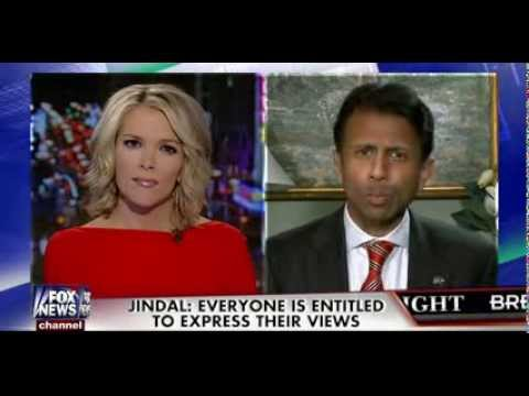 • Bobby Jindal • Duck Dynasty Controversy • Kelly File • 12/19/13 •