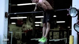 Frank Medrano   TRAIN INSANE Calisthenics Workout!