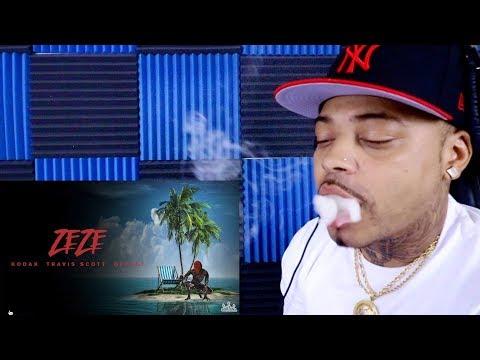 Kodak Black ZEZE ft. Offset, Travis Scott REACTION MP3