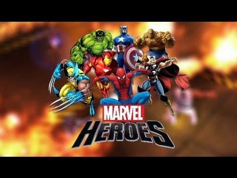 Gameplay: Marvel Heroes - Free-to-Play PC