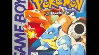 Pokemon Red & Blue OST - Sound Effects