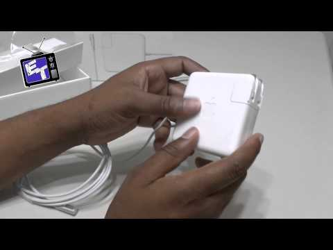 85W MagSafe Power Adapter Unboxing
