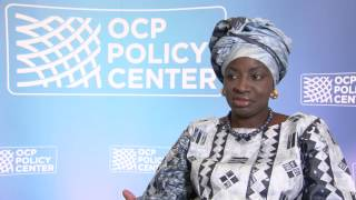 Aminata TOURE, Former Prime Minister & Former Minister of Justice, Senegal, The Atlantic Dialogues
