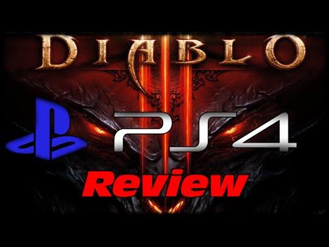 Diablo 3 Ultimate Evil Edition PS4 Quick Look & Review! Diablo 3 PS4 1080p Gameplay