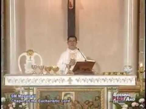 Sunday TV Healing Mass for the Homebound (April 14, 2013)