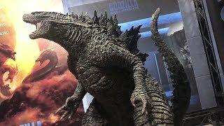 TCC2018 - Godzilla 2019 - Human Sized Statue ゴジラ2019 - 人間サイズ スタチュー
