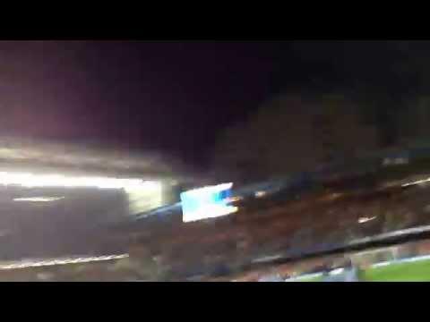 Samuel Eto's 'Old Man' Celebration vs Spurs 4-0 8/3/14