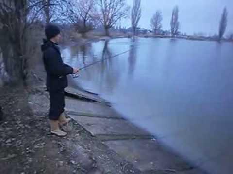 крым пос ученый  рыбалка