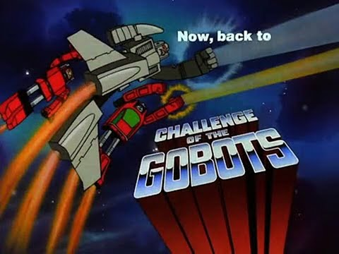 THE GOBOTS INTRO