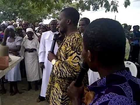 Ori Oke Anu Ibadan host Dayo Israel - Powerful Prophetic Prayers at Mountain of Mercy