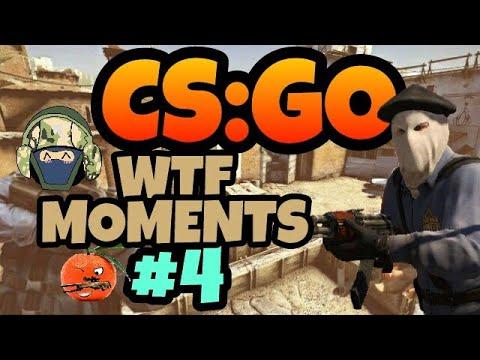 СМЕШНЫЕ МОМЕНТЫ В CS:GO. WTF MOMENTS CS:GO