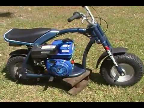 Murray Track 2 Minibike 6.5hp