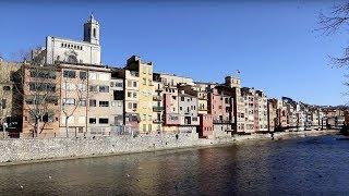 A Day in Girona - Costa Brava, Spain