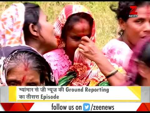 DNA: Third Episode of Zee News' Ground Reporting from Myanmar