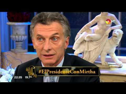 Mauricio Macri fue categórico con Luis Segura