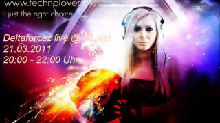 Techno 2011 | Hands Up ´n Dance Mix Part #7 | www.technolovers.net