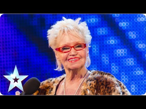 Kelly Fox shocks and rocks! | Week 5 Auditions | Britain's Got Talent 2013