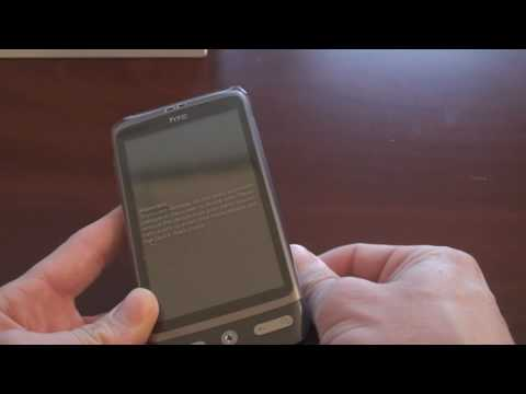 Video: HTC Desire Unboxing