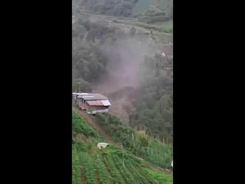 Mud Floods Disaster | Ranau, Sabah
