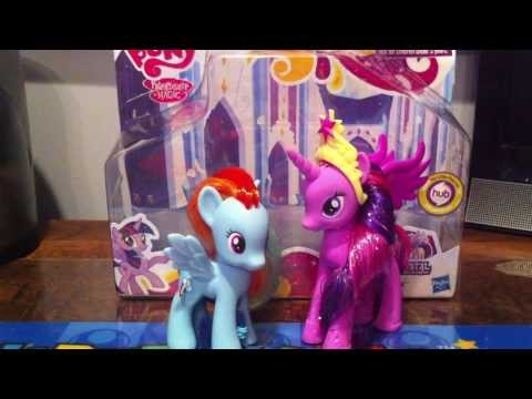 My LIttle Pony Princess Twilight Toy Review!